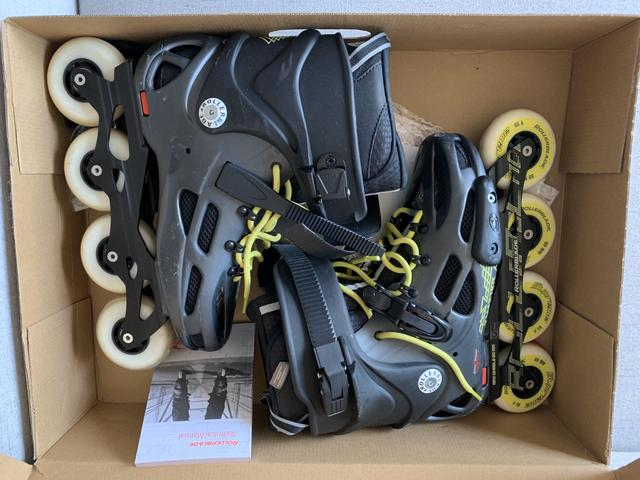 Patins Rollerblade Twister 80 LE