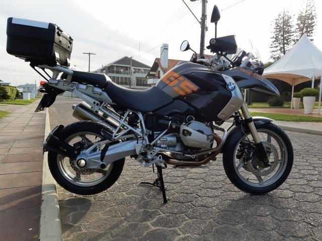 Moto Bmw GS 1200 Sport 2011/12 - Foto 9