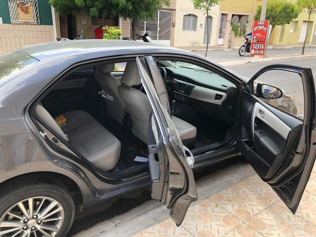 Corolla XEI 2017 único dono R$ 77.500,00 extra - Foto 7
