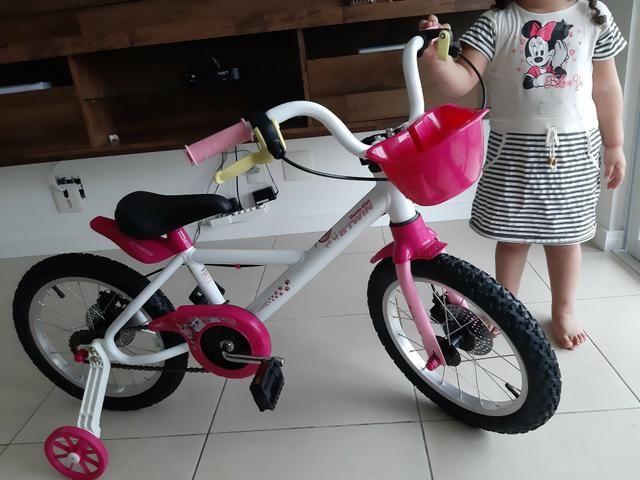 Bicicleta nova