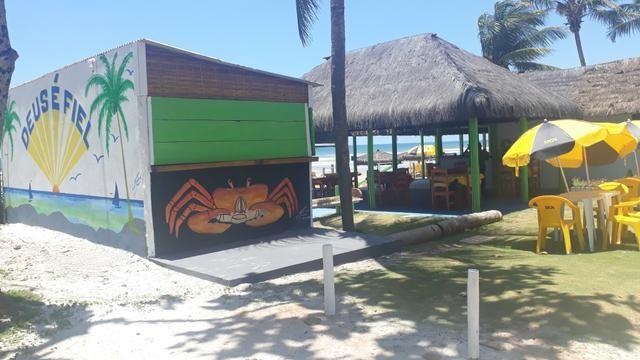Cabana de praia restaurante - Foto 8