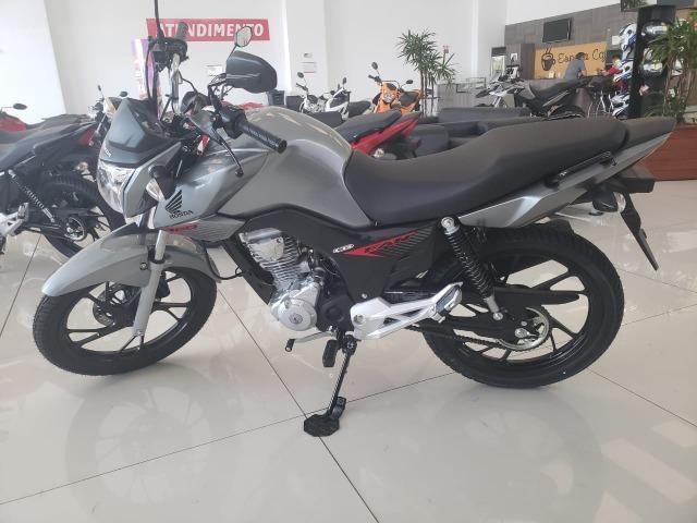 Honda fan 160 entrega em 07 dias leia pronta entrega
