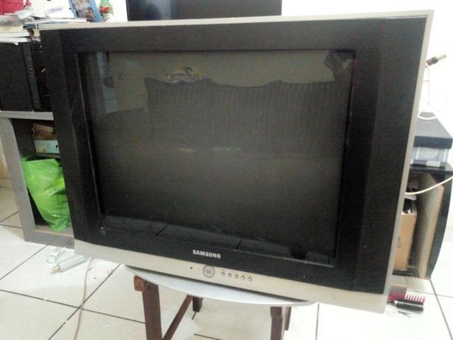 TV de 29 polegadas de tubo