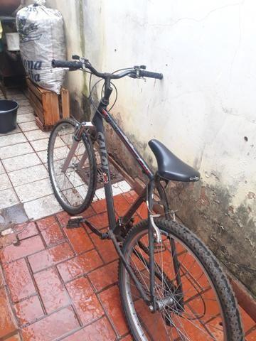 Bicicleta semi nova marca Caloi - Foto 2