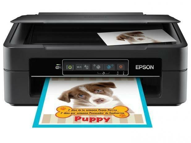 Impressora Epson XP-241 top - Foto 5