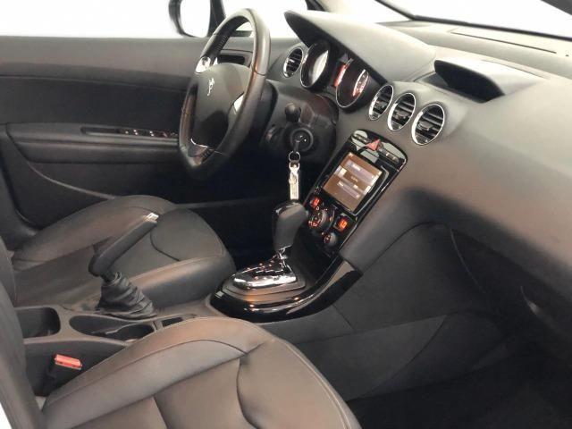 Peugeot 408 Griffe 1.6 Turbo / 2017 - Foto 12