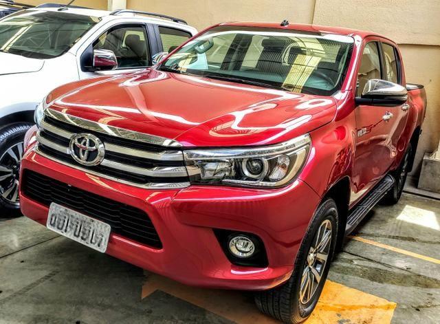 Hilux SRX CD 2.8 AUT Diesel 4x4 2018