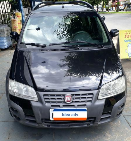 Fiat Idea Adventure! 2010! Oportunidade