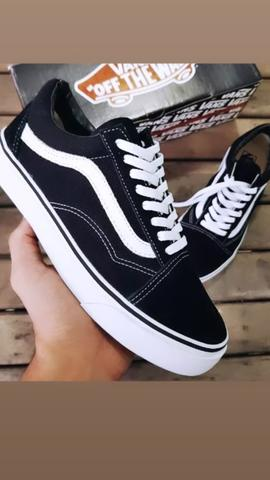 8fa8bee2788 Tênis vans old skool r 99