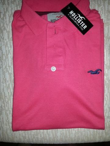 Camisa polo Hollister clássica - Roupas e calçados - Graças 276fcb1516ad3