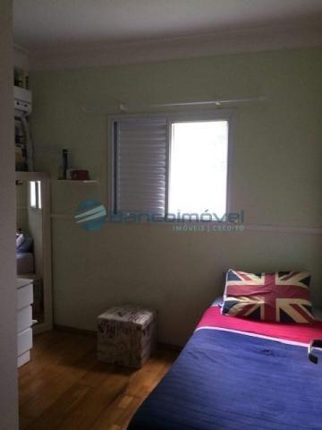 Apartamento à venda com 3 dormitórios em Morumbi, Paulínia cod:AP02060 - Foto 14
