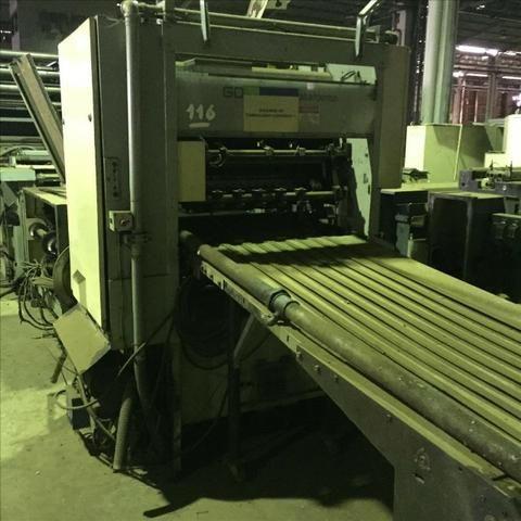 Máquina Automática p/ Fabricação de Formulário Contínuo - #2636 - Foto 4
