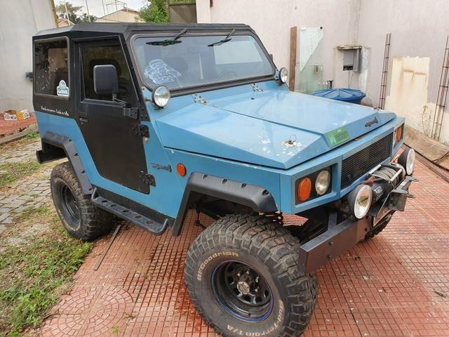 Engesa FII jeep 4x4 - Foto 2