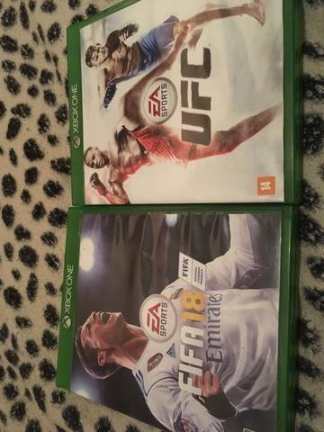 Vendo jogo de Xbox one