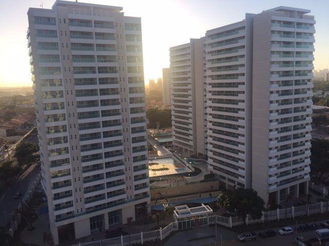 Apartamento à venda, 3 quartos, 2 vagas, eng. luciano cavalcante - fortaleza/ce