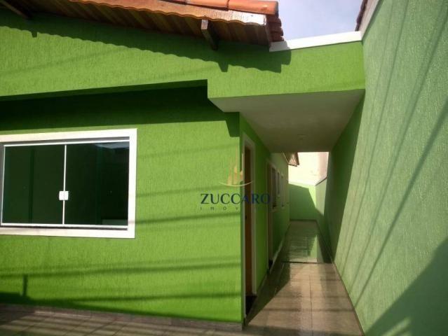 Casa com 2 dormitórios à venda, 76 m² por r$ 400.000 - jardim moreira - guarulhos/sp