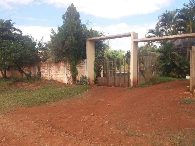 Locação - Chácara próximo à Av. Saul Elkind, 5000 m² com casa sede - Londrina/PR