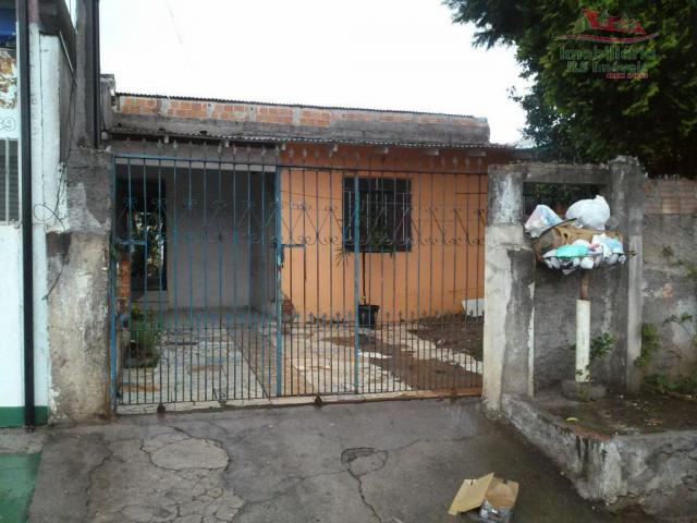 Terreno residencial à venda, sítio cercado, curitiba.