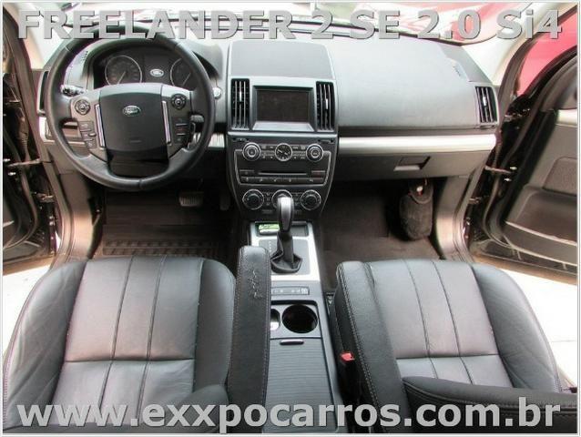 Land Rover Freelander2 Se 2.0 Si4 - Ano 2013 - Bem Conservada - Foto 3