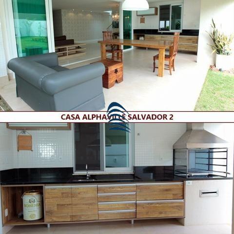 Casa à venda com 4 dormitórios em Alphaville ii, Salvador cod:AD4566G - Foto 17