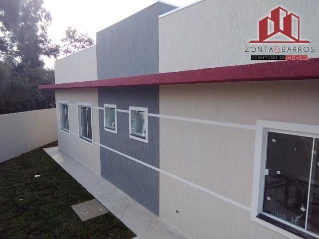 Casa à venda com 3 dormitórios em Gralha azul, Fazenda rio grande cod:CA00106 - Foto 20