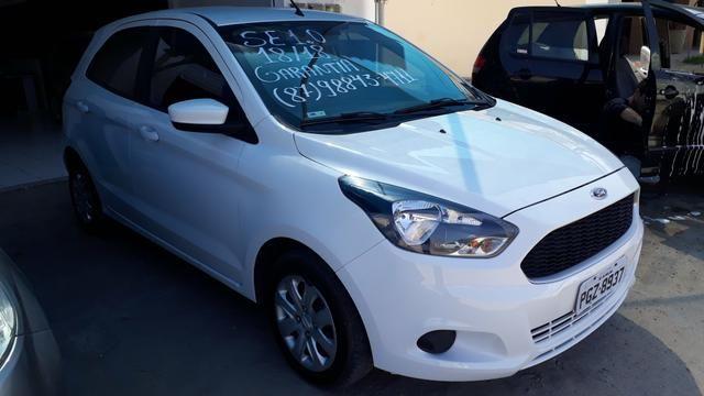 Ford Ka 1.0 ano:18/18 Garantia de Fábrica. Por apenas R$37.000 - Foto 3