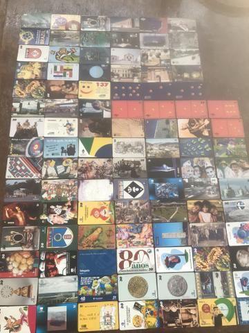 Cartões Telefônicos para Colecionadores - Foto 5