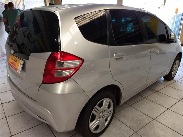 Honda Fit 1.4 dx 16v flex 4p manual - Foto 4