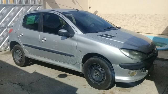 Peugeot 206 - 2008 completo