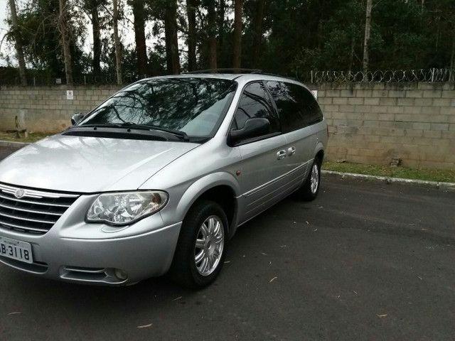 Chrysler Grd Caravan Limited Lindo