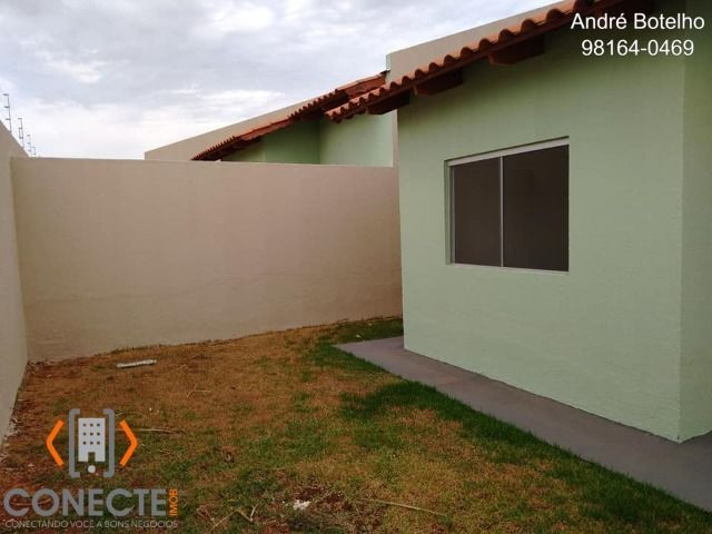 Casa de 2Q (1 suíte) em condomínio, Chácara São Pedro - Aparecida de Goiânia - Foto 14