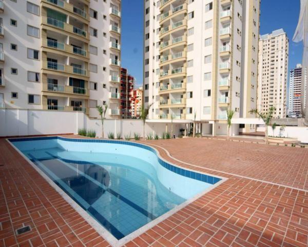 Apartamento com 4 quartos com 4 suítes - vista livre e sol da manha - Foto 5