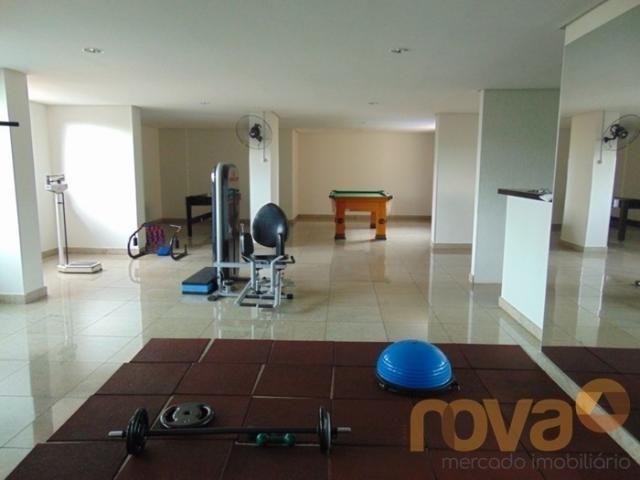 Apartamento à venda com 3 dormitórios em Setor bueno, Goiânia cod:NOV235797 - Foto 20