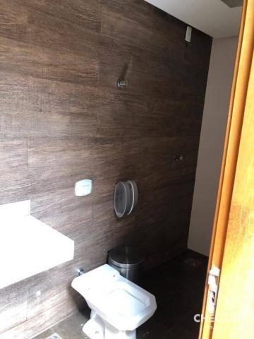 Casa com 4 dormitórios à venda, 256 m² por R$ 1.500.000 - Setor Marista - Goiânia/GO - Foto 6