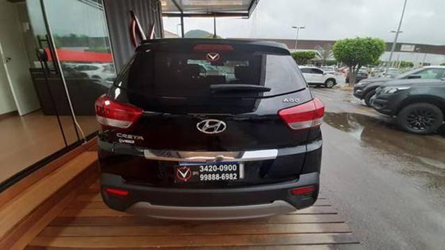 Hyundai Creta 1.6 16v flex pulse automático - Foto 3