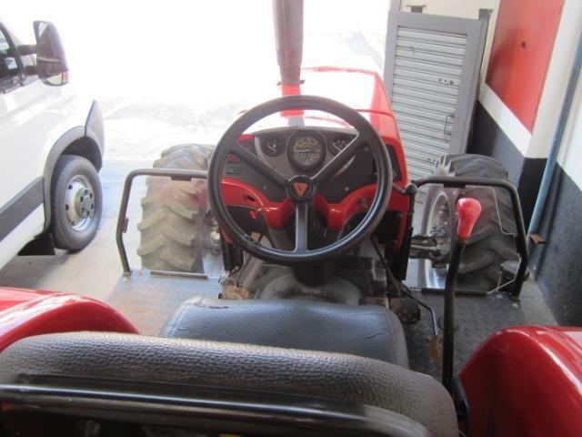 Trator agrale 5075- 4 ano 2011 4x4 com apenas 2500 horas de uso novissimo - Foto 2