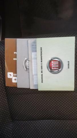 Fiat Doblo Refrigerada Cargo 1.4 Flex 2016 Branco - Foto 13