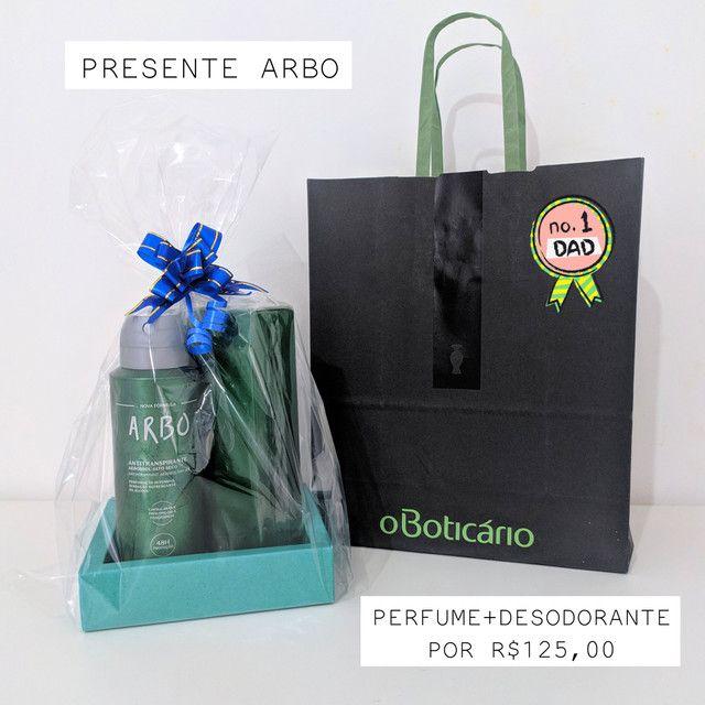 Presente e Kits - O Boticário e Eudora - Foto 2