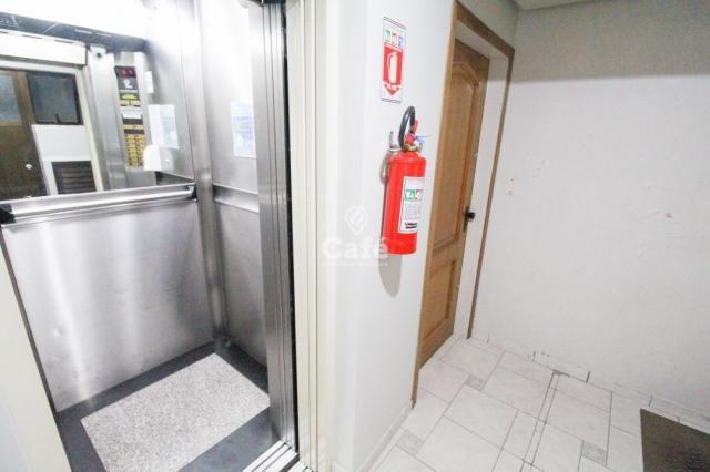Apartamento central de 2 dormitórios com box. - Foto 19