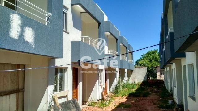 Casa à venda com 2 dormitórios em Tomazetti, Santa maria cod:0658 - Foto 2