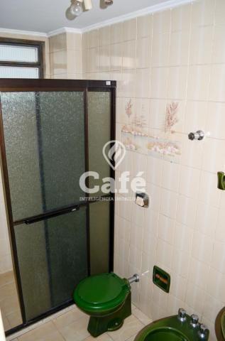 Apartamento à venda com 3 dormitórios em Centro, Santa maria cod:0710 - Foto 11