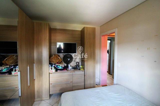 Linda casa com 2 dormitórios, garagem, destinada a quem procura por segurança - Foto 8