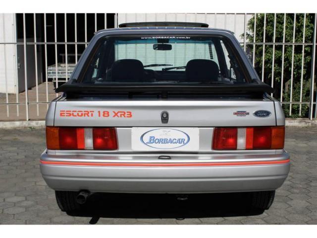 Ford Escort 1.8 XR3 - Foto 17