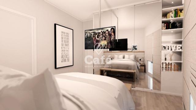 Apartamento, Edifício Torre Della Felicita, 2 dormitórios, garagem - Foto 2