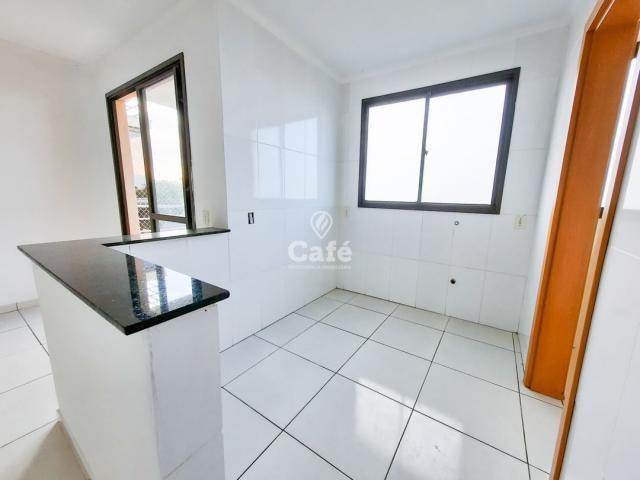 Apartamento 2 dormitórios com garagem e elevador. - Foto 3