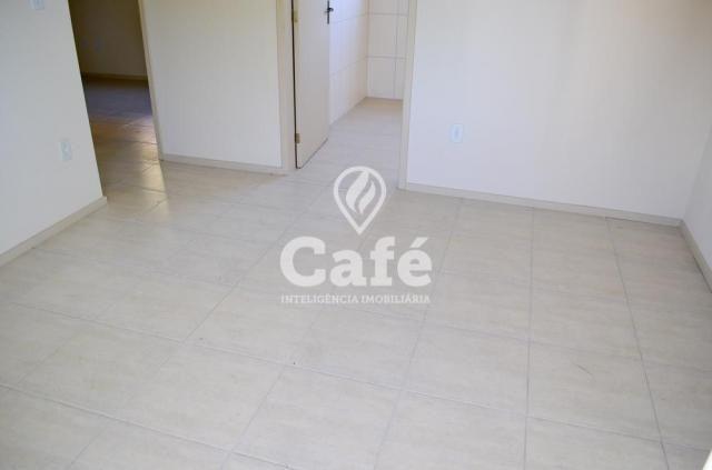 Apartamento à venda com 2 dormitórios em Nonoai, Santa maria cod:1046 - Foto 2