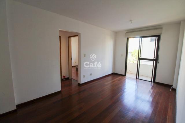 Apartamento central de 2 dormitórios com box. - Foto 3