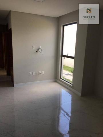 Casa com 4 dormitórios à venda, 248 m² por R$ 1.600.000,00 - Intermares - Cabedelo/PB - Foto 11