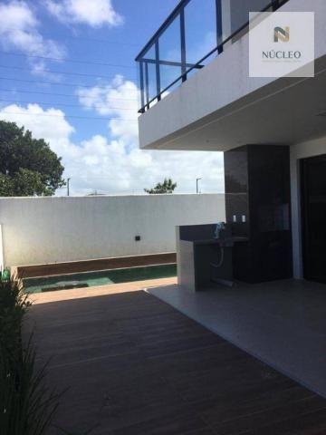 Casa com 4 dormitórios à venda, 248 m² por R$ 1.600.000,00 - Intermares - Cabedelo/PB - Foto 7