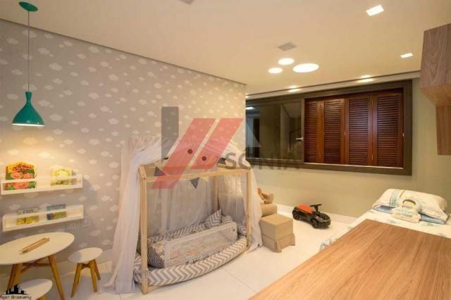 Casa à venda com 5 dormitórios em Portal do sol, João pessoa cod:7051 - Foto 4